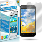 Lot New HD Clear Anti Glare LCD Screen Protector Cover for BLU Dash 5.0