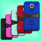 For Motorola Moto X 2nd Gen 2014 X+1 Hybrid Case Armor Stand Rugged Cover Case