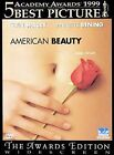 American Beauty (DVD, 2000, Limited Edition Packaging; Awards Edition;...
