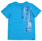 Hurley Big Boys S/S Baby Cyan & Blue Top Size 8 18/20 $18
