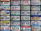 ALABAMA to NEVADA PickYourState AMERICAN LICENSE PLATE Hawaii California Florida