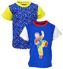 Boy's Pack of 2 Mr Tumble Something Special Toddler T-Shirts 12 Months - 5 Years