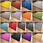 Thick Large Heavy Mat Plain Shaggy Soft Long Pile Medium Rug Carpet Cheap modern