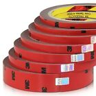 Strong Permanent Double Sided Super 3M Sticky Tape Roll Versatile Adhesive 1 2CM
