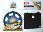 Supersprox USA Sprocket Kit ORing Chain Rear Front WRF 450 WR450F 03 04 05 09 12