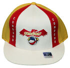 New! Pittsburgh Condors - Fitted Flatbill Embroidered Cap - Reebok - ABA