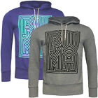 Puma  Logo Hooded Mens Sweatshirt Jumper Pullover Assorted Hoodie (565402 R13)