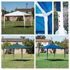 10'x10' Outdoor Canopy Party Wedding Tent Garden Gazebo Pavilion Cater Events