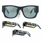 Unique Baller Bold Thick Kush Logo Arm Gangster Mens Party Shade Sunglasses