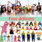 Cosplay Adult Costume Unisex Pajamas Kigurumi Animal Onesie Sleepwear Onsie Suit