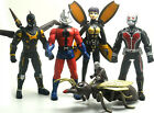 Marvel Legends Superhero Ant-Man Ant Man WASP Yellow Jacket Giant Man Figures