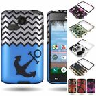 For LG Sunrise L15G / Lucky L16C Case Hard Slim Style Durable Design Phone Cover