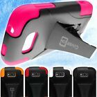 zte awe phone case - Protective Kickstand Hybrid Phone Cover Case for  ZTE Reef / Savvy / Awe