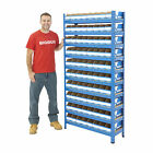 Pick Bin Storage Bay Shelving Racking Cardboard Part Bins Store Shelving BiGDUG