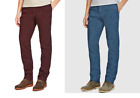 EX M&S Collection Cotton Rich  flat front  Mens Chinos  5 colours  BNWOT