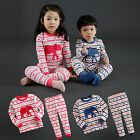 "NWT Vaenait Baby Toddler Kids Girls Boys Clothes Pajama Set ""Color Ell"" 12M-7T"