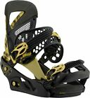 Burton Lexa 2016 Womens Snowboard Bindings Queen La Cheetah
