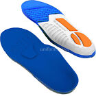 Spenco Insoles Total Support Contoured GEL Cushioning Insole Shoes Boots Insert