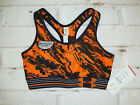 Under Armour UA 1255214 Alpha Tough Mudder Sports Bra Fitness Training Top
