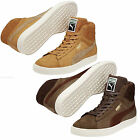 NEW PUMA BASKET MENS ORIGINAL SUEDE LEATHER TRAINERS BOOTS SHOES UK SIZE RRP £69