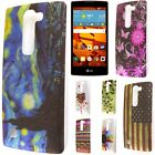 Protective Hard Slim Phone Cover Case with Unique Printed Design for LG Volt 2