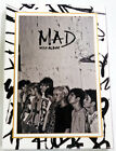 GOT7 - MAD (4th Mini Album) [Vertical Ver.] CD+52p Booklet+Photocard+Poster