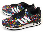 Adidas Originals ZX 700 Black/Multi-Color Fashion Retro Running Sneakers G27067