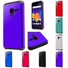 For Alcatel OneTouch Elevate Pixi 3 4.5 New Hybrid Armor PC+TPU Cover Case