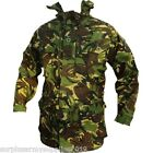 BRITISH ARMY DPM SMOCK WINDPROOF SURPLUS COMBAT FIELD JACKET CAMO FISHING