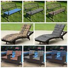 """3"""" Dining Patio Pillow Chaise Lounge Comfort Cushion Pad Seat Cushions"""