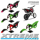 MINI NITRO 350w DIRT BIKE COMPLETE PLASTICS FAIRINGS KIT / ALL COLOURS/ PARTS