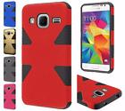 For Samsung Galaxy Core Prime Prevail LTE G360 Dynamic Hyrbid Cover Case