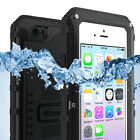 iPhone 6 Plus Aluminum Hard Metal Waterproof  Case with Corning Gorilla Glass