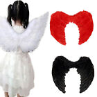 CHIC Feather Fairy Angel Wings Christmas Halloween Party Fancy Dress Costume