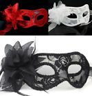 New Lace HandMade Party Costume Elegant Filigree Eye Mask Venetian Masquerade