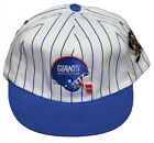 New! New York Giants Stretch-Fit Hat Embroidered Cap – Toddler/Youth - X-Small