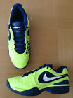 Nike Air Max Courtballistec 4.3 Tennis Shoes/Trainers - VOLT - 8-10 - NEW