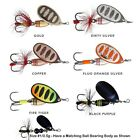 SAVAGE GEAR ROTEX SPINNER MEPPS TROUT SALMON PIKE CHOOSE COLOUR & SIZE