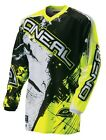 Oneal GIRLS 2016 MX ATV Motocross Pink/Yellow Jersey S-XL