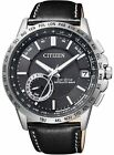 Citizen Eco-Drive Satellite Wave World F150 Time Sapphire Japan Watch CC3001-01E