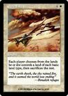 Global Ruin MTG Invasion Rare White EDH