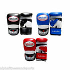Morgan Professional Boxing Gloves Bag Mitts MMA New Muay Thai Fitness Training