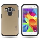 CoverON® for Samsung Galaxy Prevail LTE / Core Prime - Hybrid Phone Cover Case