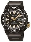 Seiko Prospex 24 jewels 200m Divers Black & Gold Men's Watch SRP581K1