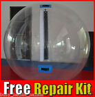 1.5M Water Walking Ball 1.2mm PVC Inflatable Zorb Walk Jump on Water German Zip