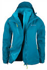 Mountain Warehouse Wasserfeste Bracken Damen 3-in-1  Kapuzenjacke  Mantel rausne