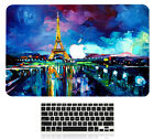 Matte Pattern Hard Case Cover For Apple Macbook Air Pro 11 12 13 15 Laptop Shell