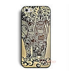 New Unique Elephant Pattern Hard Case Cover Skin For iPhone 4 4G 4S 5 5G 5S