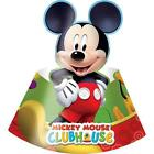 DISNEY MICKEY MOUSE CLUBHOUSE - CHILDREN'S PARTY HATS - Choose quantity LOOT BAG