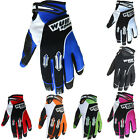 WULFSPORT STRATOS OFF ROAD MX ENDURO QUAD ATV BIKE MOTOCROSS GLOVES MOTORBIKE
